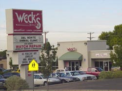 Weck's on Luisianna