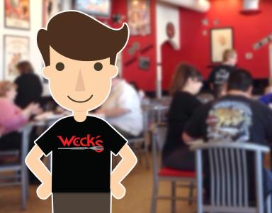 Work for Wecks